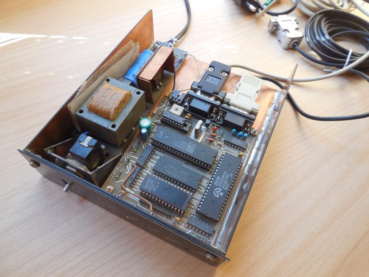 Packet Radio Modem (GES GC12AX) - Rezková Ludmila