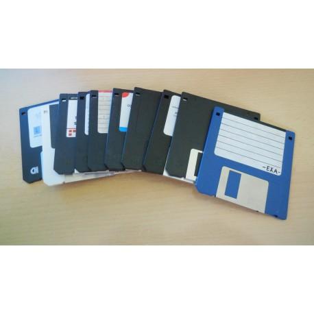 Diskety (HD, 1.44MB)