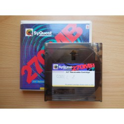 Cartridge SyQuest 270MB