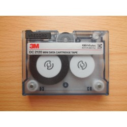 3M DC 2120 120MB Mini Data Cartridge