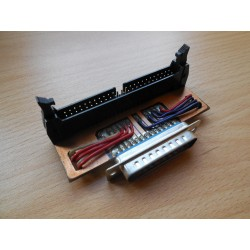 SCSI adaptér (90 stupňů)