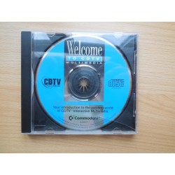 Commodore Amiga CDTV Welcome Disc