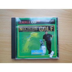 Nick Faldo's Championship Golf (CD32)
