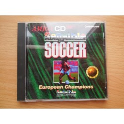 Sensible Soccer - European Champions (CD32)