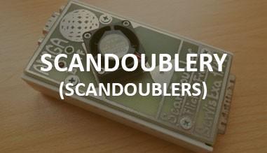 Scandoublers