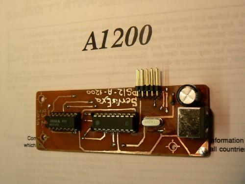 Interní PS2 Adapter pro A-1200