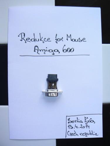 Redukce-A600