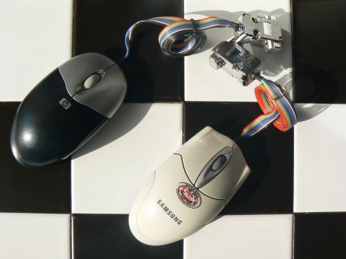New-Mouse-volné
